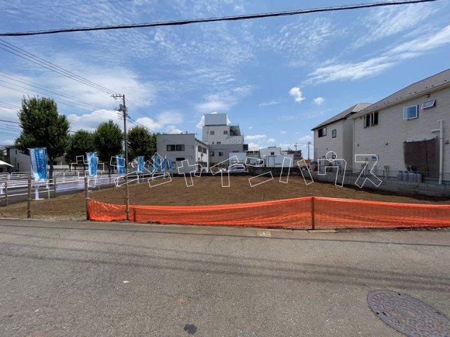 【外観】武蔵村山市三ツ藤1丁目 新築戸建 全3棟 3号棟