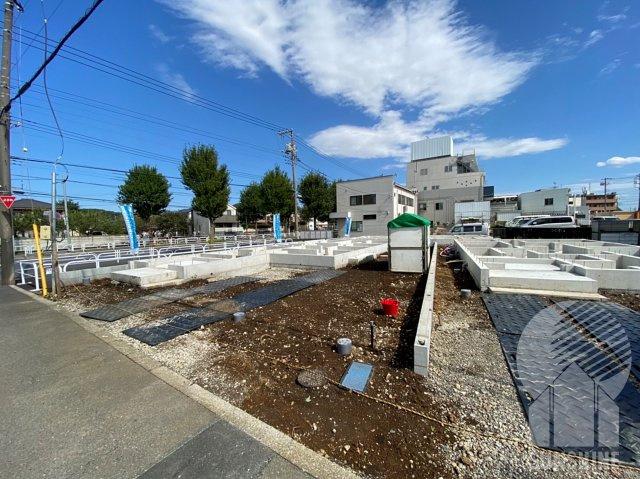 【外観】武蔵村山市三ツ藤1丁目 新築戸建 全3棟 2号棟