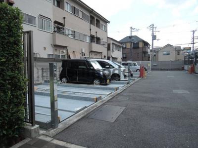 【駐車場】シティハウス高槻城西町
