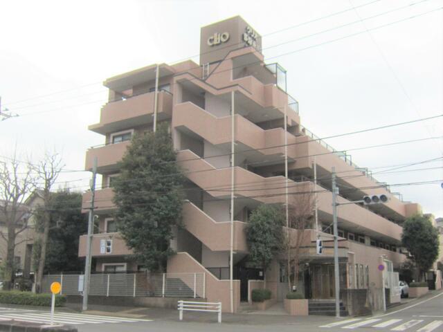 【外観】クリオ多摩永山壱番館