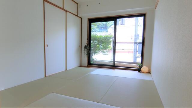 【和室】クリオ多摩永山壱番館