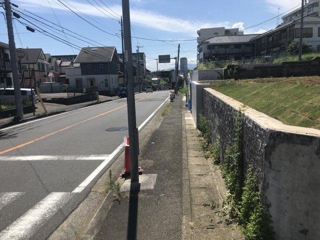 【前面道路含む現地写真】田奈町(田奈駅)