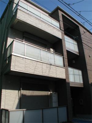 【外観】ザ・レジデンス木屋