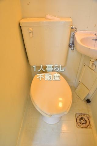 トイレ部分