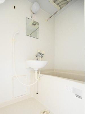 【浴室】レオパレスヒルサイドフラット