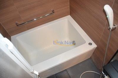 【浴室】リンクハウス京町堀