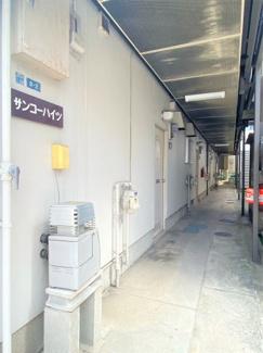 【その他共用部分】サンコ-ハイツ