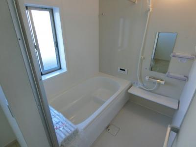【浴室】土浦市荒川沖1期 新築戸建 全4棟