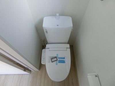 【トイレ】土浦市荒川沖1期 新築戸建 全4棟