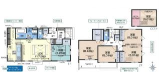 東松山市六軒町 新築分譲住宅の画像