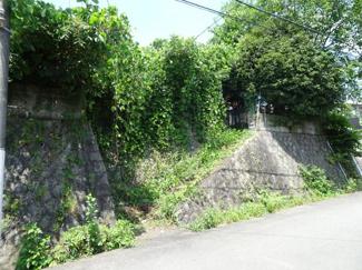【外観】川西市緑が丘1丁目1号地 建築条件無土地