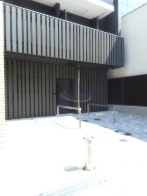 【ロビー】コンフォリア北浜