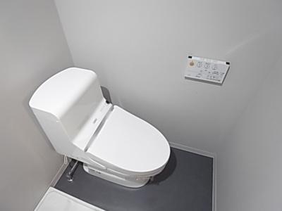 【トイレ】本千葉レジデンス