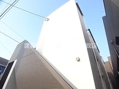 【外観】本千葉レジデンス