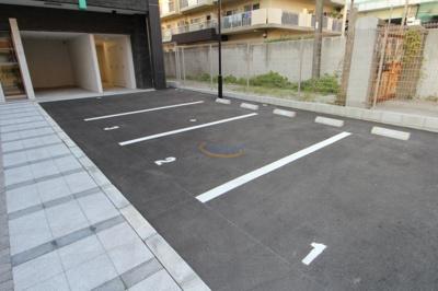【駐車場】S-FORT福島Libre