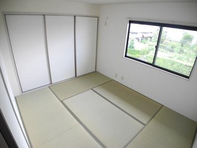 【寝室】ヴィラ清泉C棟