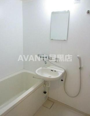 【浴室】インペリアル青葉台フラット