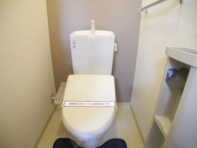 【トイレ】サンライトメゾンA
