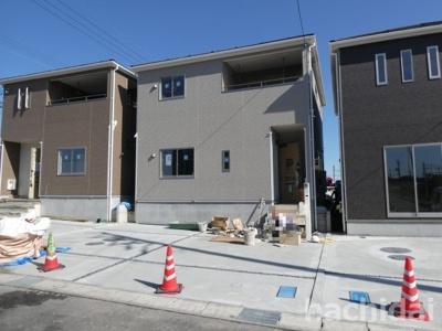 高浜市屋敷町第1新築分譲住宅2号棟写真です。2021年8月撮影