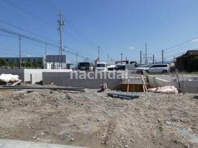 高浜市屋敷町第1新築分譲住宅2号棟写真です。2021年7月撮影