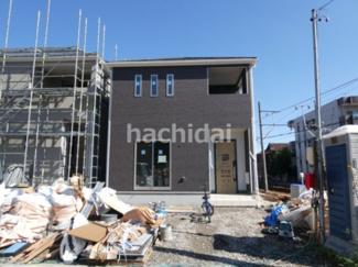 高浜市屋敷町第1新築分譲住宅3号棟写真です。2021年8月撮影