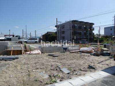 高浜市屋敷町第1新築分譲住宅3号棟写真です。2021年7月撮影