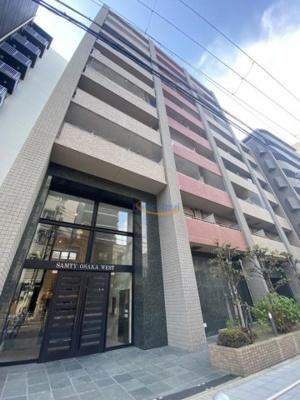 【外観】サムティ大阪WESTグランジール