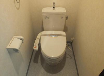 【トイレ】サムティ大阪WESTグランジール