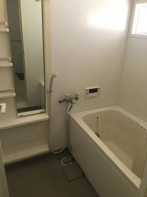 【浴室】長田町貸家