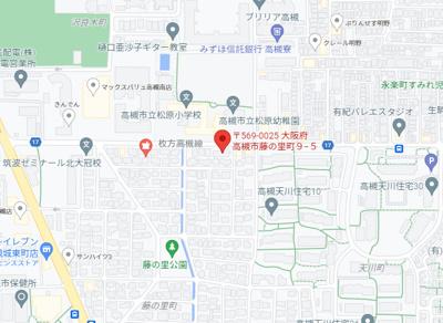 【地図】玉置クリスタルハウス