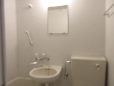 【洗面所】玉置クリスタルハウス