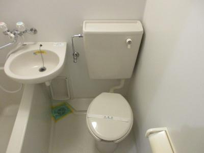 【トイレ】玉置クリスタルハウス