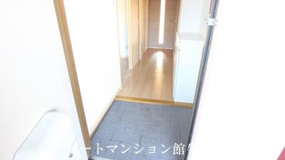 【玄関】キャッスルタルイ参番館