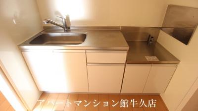 【キッチン】キャッスルタルイ参番館