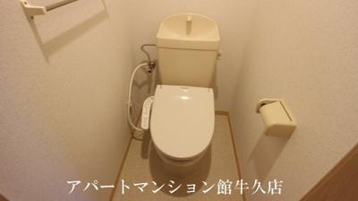 【トイレ】キャッスルタルイ参番館