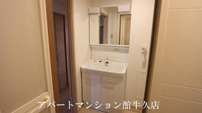 【独立洗面台】キャッスルタルイ参番館