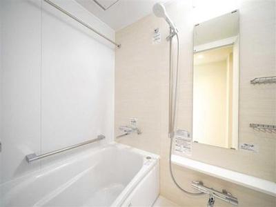 【浴室】大洋北町マンション