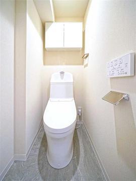 【トイレ】大洋北町マンション