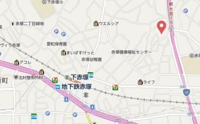 【地図】MK Residency(エムケーレジデンシー)