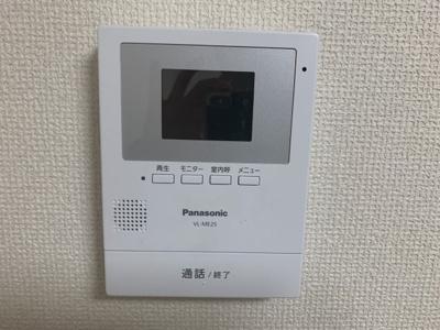 モニター付きインターホン☆(同一仕様写真)