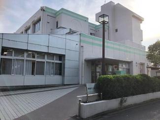 稲城市立第二図書館まで450m