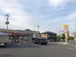 ミニストップ稲城矢野…まで303m