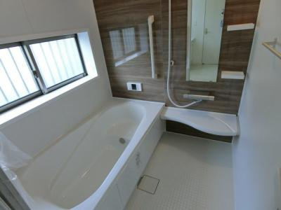【浴室】阿見町荒川本郷Ⅰ 新築戸建 全4棟