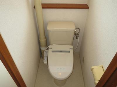 【トイレ】相模大野ロイヤルマンション