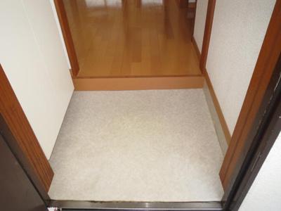 【玄関】相模大野ロイヤルマンション