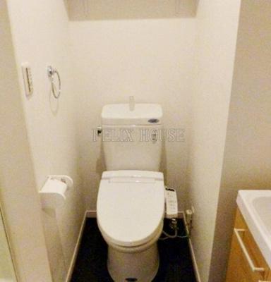【トイレ】ルクール氷川台