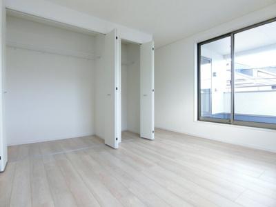【洋室】土浦市荒川沖東 第6 新築戸建て
