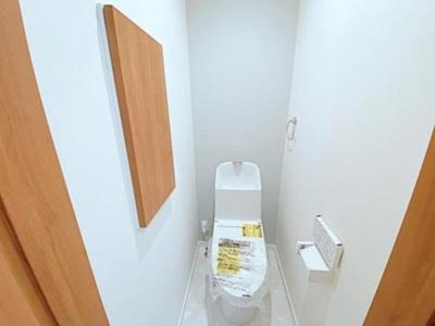 【トイレ】清瀬市中里1丁目 全1棟