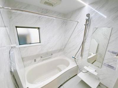 【浴室】清瀬市中里1丁目 全1棟