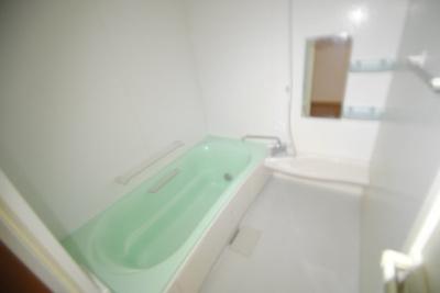 【浴室】ステーションタウン大善寺Ⅱ